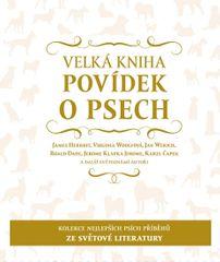 kolektiv autorů: Velká kniha povídek o psech
