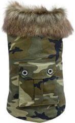Doggy Dolly plašček, vojaški