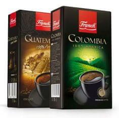 Franck mleta kava 100% Arabica, 250 g