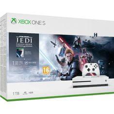 Microsoft konsola Xbox One S 1TB + StarWars Jedi: Fallen Order