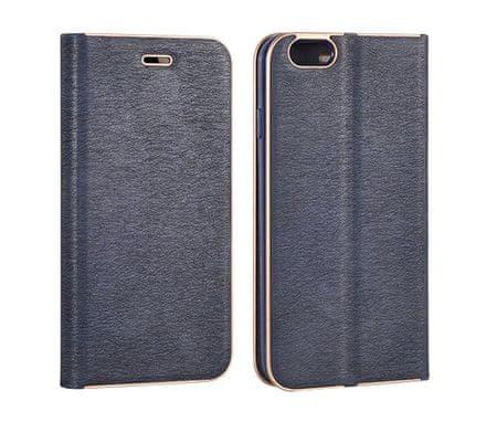 Havana Premium preklopna torbica za iPhone Xs Max, modra
