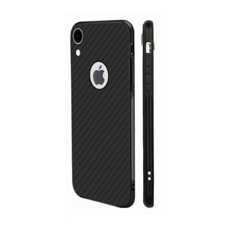 Ovitek za Huawei Mate 20 Lite, Carbon, silikon