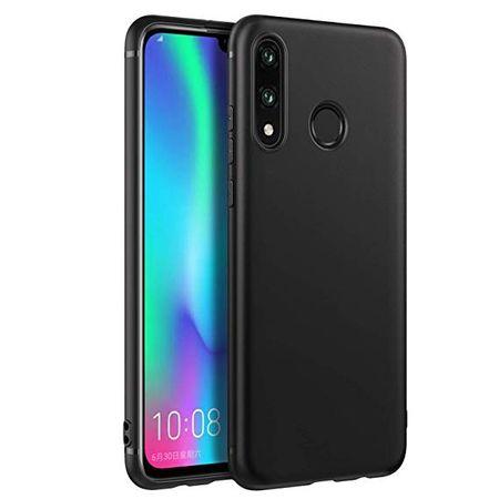 Ovitek za Huawei P Smart Z / Y9 Prime 2019, silikonski, mat črn