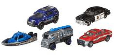 Mattel Matchbox 5ks angličák policie