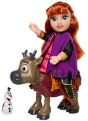 ADC Blackfire Frozen 2: Sada bábiky Anna a kamaráti