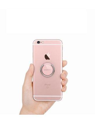 Goospery Ring 360 držalo za mobilne telefone, svetlo roza