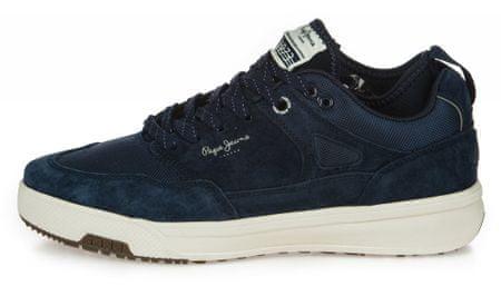 Pepe Jeans moški teniski Slate Pro 01 PMS30571, 41, temno modra
