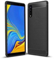 Silikonski ovitek za Huawei P Smart Z / Y9 Prime 2019, mat, Carbon, črn