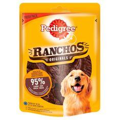 Pedigree Ranchos maškrty bohaté na kuracie pre psov 70 g