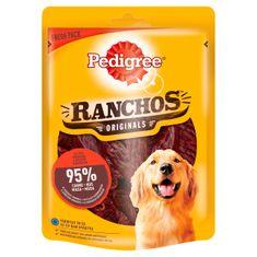 Pedigree Ranchos maškrty s hovädzím pre psov 70 g
