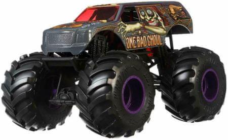 Hot Wheels Monster trucks nagy truck one bad ghoul