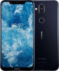 Nokia 8.1, 4GB/64GB, Blue Silver