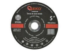 GEKO Kotouč řezný na kov, 150x1,6mm
