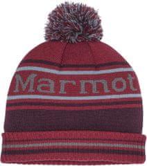 Marmot czapka męska Retro Pom Hat Brick/Fig (17410-5773)