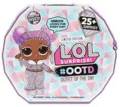 L.O.L. Surprise! Winter Disco Obleček na každý den - Adventní kalendář