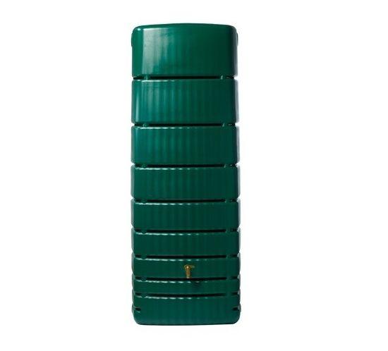 Elkoplast CZ Plastová nádrž na dažďovú vodu SEINE 300-650 l, zelená,650 l
