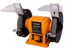 Hoteche Stolní dvoukotoučová bruska 150 mm, 150 W - HTP805415   Hoteche