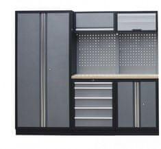 AHProfi 5-ti ks sestava kvalitního PROFI dílenského nábytku - TGS1301BAL01 | AHProfi