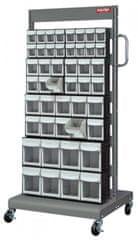Shuter Mobilní organizér na šroubky do dílny SH 202 - MS-2M202 | Shuter