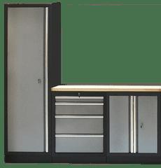 AHProfi 3 ks sestava kvalitního PROFI nábytku | AHProfi