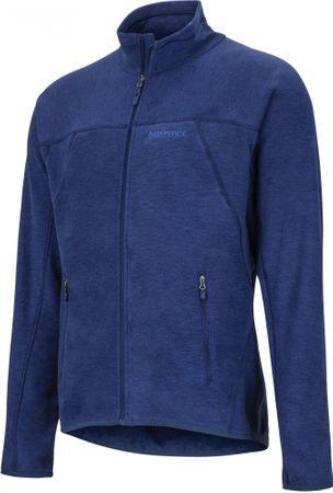 Marmot bluza męska Pisgah Fleece Jacket Arctic Navy XL