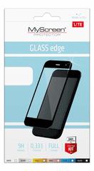 MyScreen Protector Lite zaščitno steklo za Huawei Mate 10, Full Screen, 2,5D Glass, črno