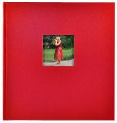 Goldbuch Fotoalbum Bella Vista červené černé listy