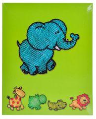 Tradag Fotoalbum Slon modrý