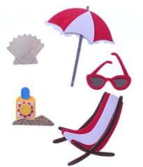 Tradag Scrapbook Na pláži