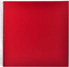 Innova Editions Fotoalbum Karneval červené