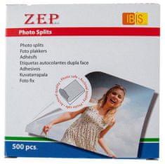 ZEP Fotopodlepky ZEP 500 kusů