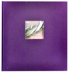 Goldbuch Fotoalbum Bella Vista fialové