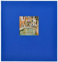 Goldbuch Fotoalbum Bella Vista modré