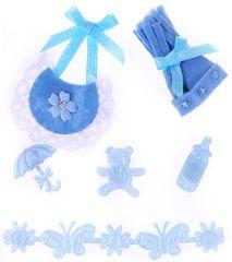 Tradag Scrapbook Kulíšek modrý