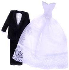 Tradag Scrapbook Svatební šaty