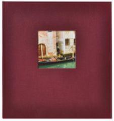 Goldbuch Fotoalbum Bella Vista bordó