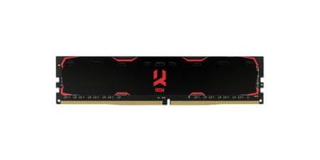GoodRam IRDM DDR4 PC4-19200, 2400MHz, 16GB (IR-2400D464L17/16G)