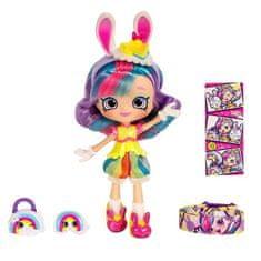 Shopkins Shoppies panenka Rainbow Kate Bunny