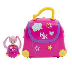 Keith Haring rozkládací taška pro mini panenky Kekilou