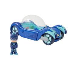 Giochi Preziosi figurka s elektronickým autíčkem Pyžamasky - Connor