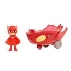 Giochi Preziosi vozítko a figurka Pyžamasky - Owlette