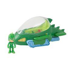 Giochi Preziosi figurka s elektronickým autíčkem Pyžamasky - Greg