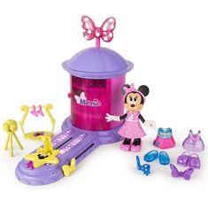 IMC Toys Minnie a její módní molo