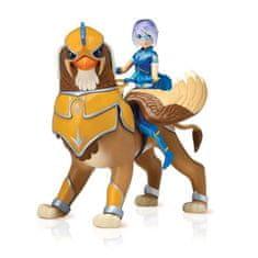 Mysticons Figurky Archer & Zarya 18 cm