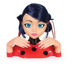 IMC Toys 442054LB česací hlava Kouzelná beruška