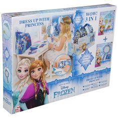 Cdiscount kreativní sada Frozen 3 v 1