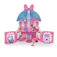 IMC Toys dům šťastných pomocníků Minnie