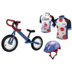 Funbee dětské balanční kolo s cyklistickou sadou