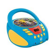 Lexibook dětský CD přehrávač Příběh hraček