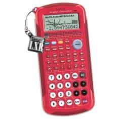Lexibook grafická kalkulačka červená 262 funkcí